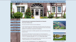 Holiday Home - Appartement - Weserblick - Weser Valley in Oberweser-Gieselwerder