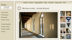 Preview gallery on www.kloster-frenswegen.de