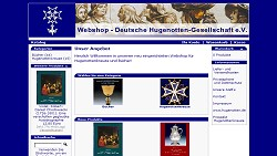 Webshop - German Huguenot Association